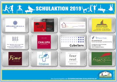 Österreichischen Schulsporthilfe® 2019